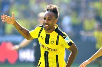 Borussia Dortmund 2-1 Mainz: Aubameyang fires BVB to win