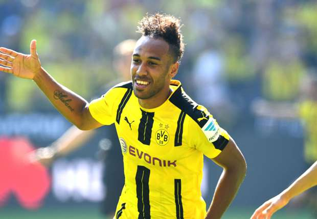 Aubameyang: Manchester City were in contact over a transfer