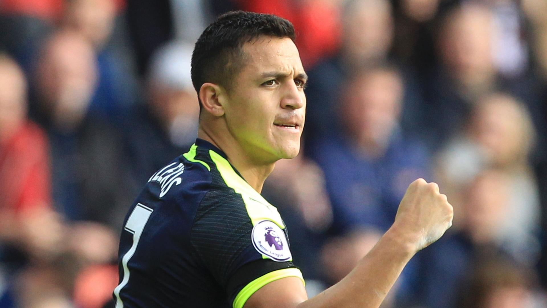 Alexis Sanchez, Arsenal - Goal.com