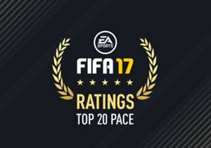 Ahead of the latest release of the world's most popular football video game, Goal looks at the players with the top pace ratings