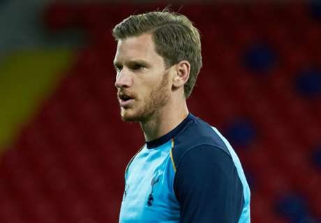 Vertonghen signs new deal