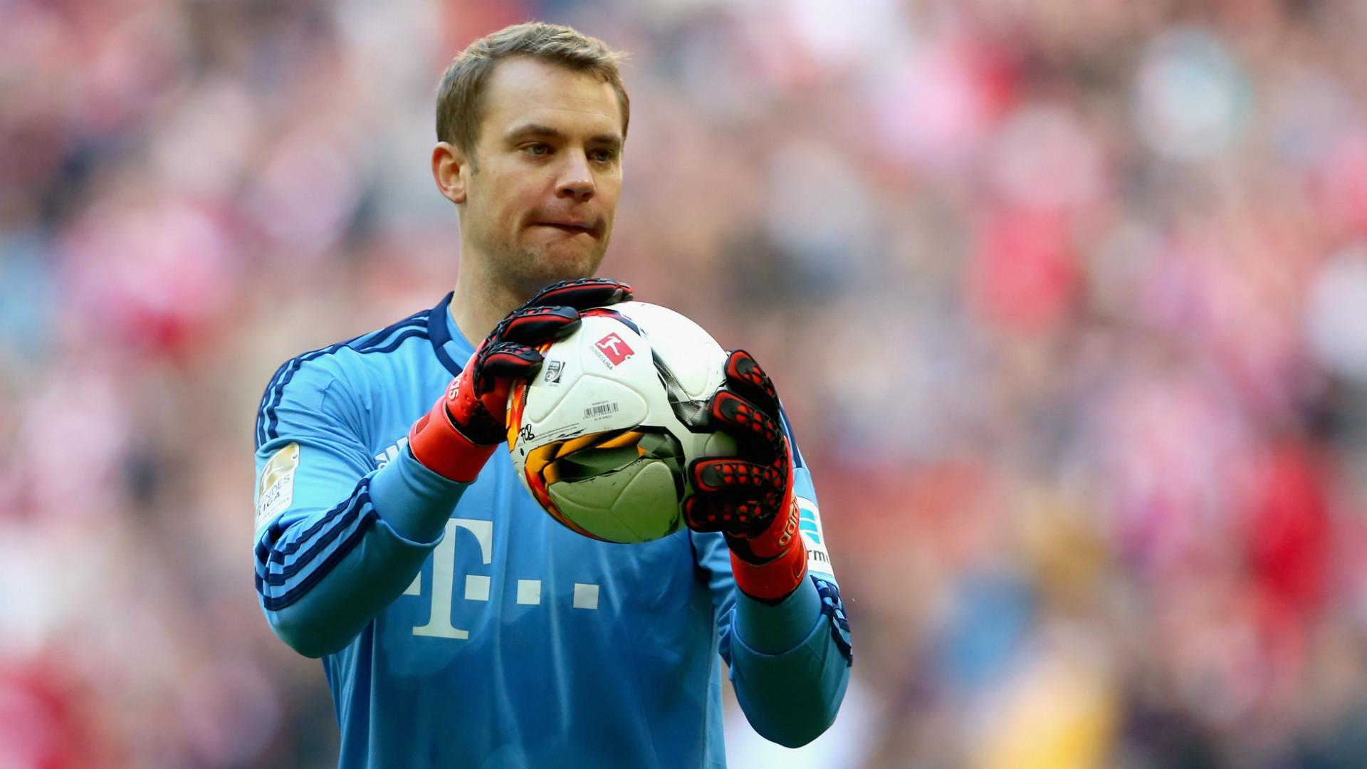 Germania, forfait Neuer per San Marino