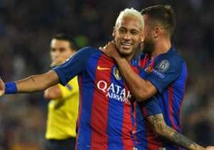 La Liga l 29 l Na Espanha, o mais conhecido também é a grande imagem atual do futebol brasileiro. Neymar! Mas também tem Filipe Luís, Rafinha, Diego Alves... a lista é longa!