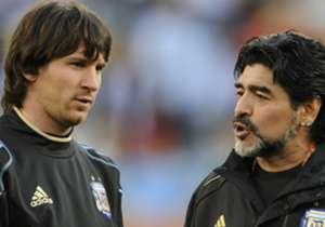 La Selección argentina tiene una rica historia, repleta de logros y con grandísimos ídolos. En Goal elegimos a los 10 máximos ídolos, ¿qué te parece?