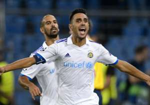 ERAN ZAHAVI | Maccabi Tel Aviv | The 28-year-old scored all three of his side's goals in their 3-3 aggregate draw with Basel, which saw the Israeli outfit progress on away goals. He has scored seven goals in five games in the qualifying phase of the co...