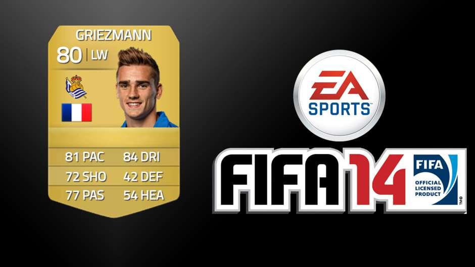 FIFA 14 Griezmann