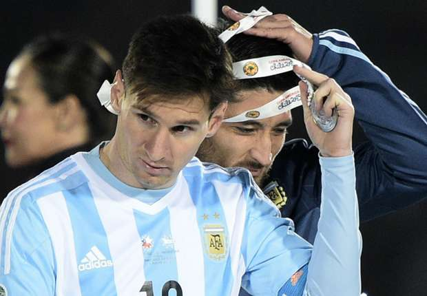 Martino: If I were Messi, I'd have quit Argentina long ago
