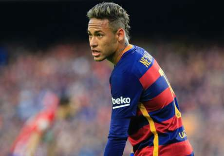 'Man City & United strijden om Neymar'