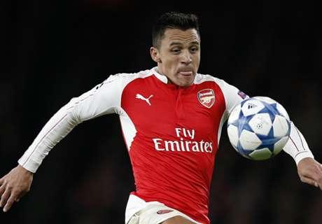 Alexis close to Arsenal return