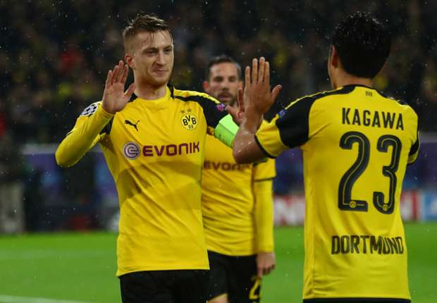 Dortmund & Legia make Champions League history with goal blitz