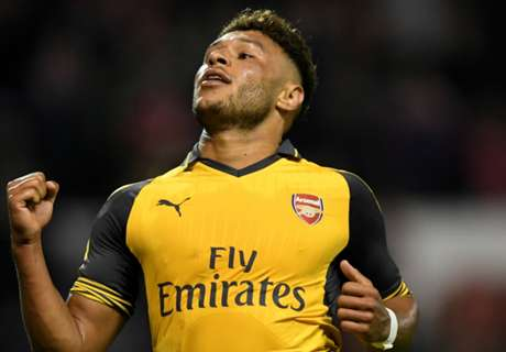 RUMOURS: Liga interest in Arsenal's Ox