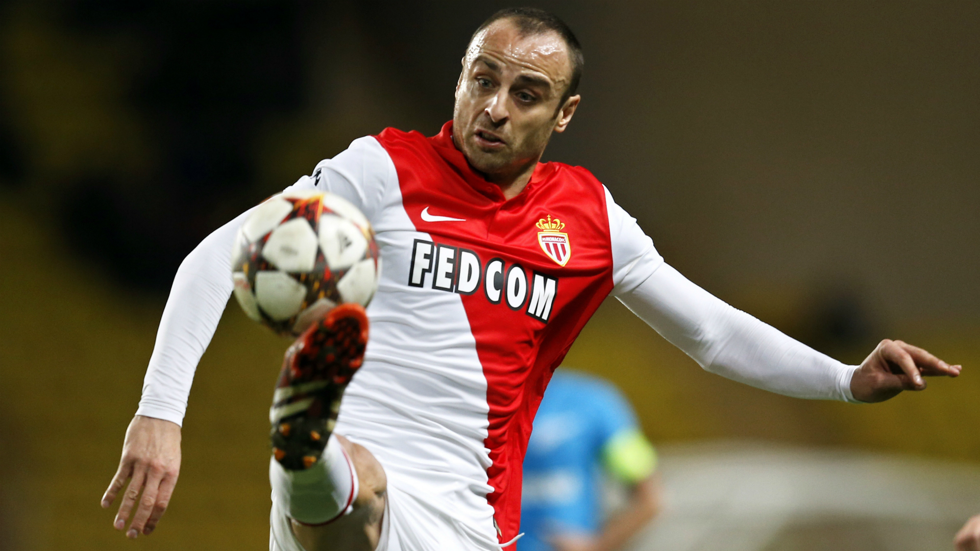 Dimitar Berbatov joins former team-mate Wes Brown at latest club