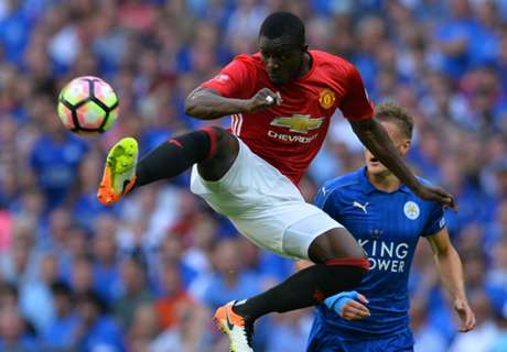 Eric Bailly back from injury