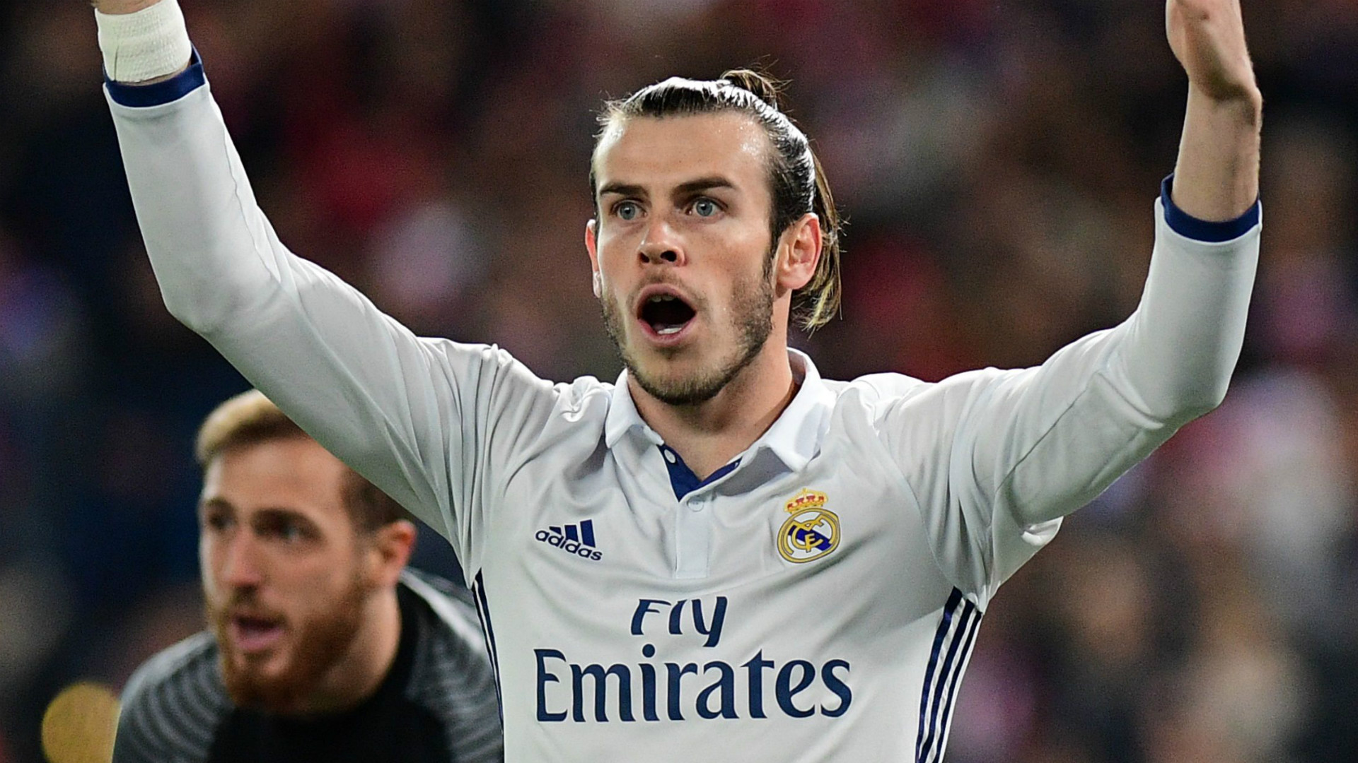 UEFA Team of the Year Gareth Bale
