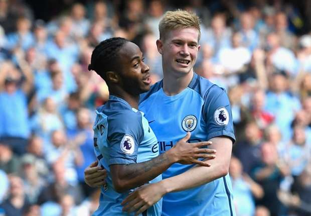 Manchester City 4-0 Bournemouth: De Bruyne sparkles as hosts maintain perfect start