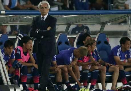 Halilhodzic stunned by Japan draw