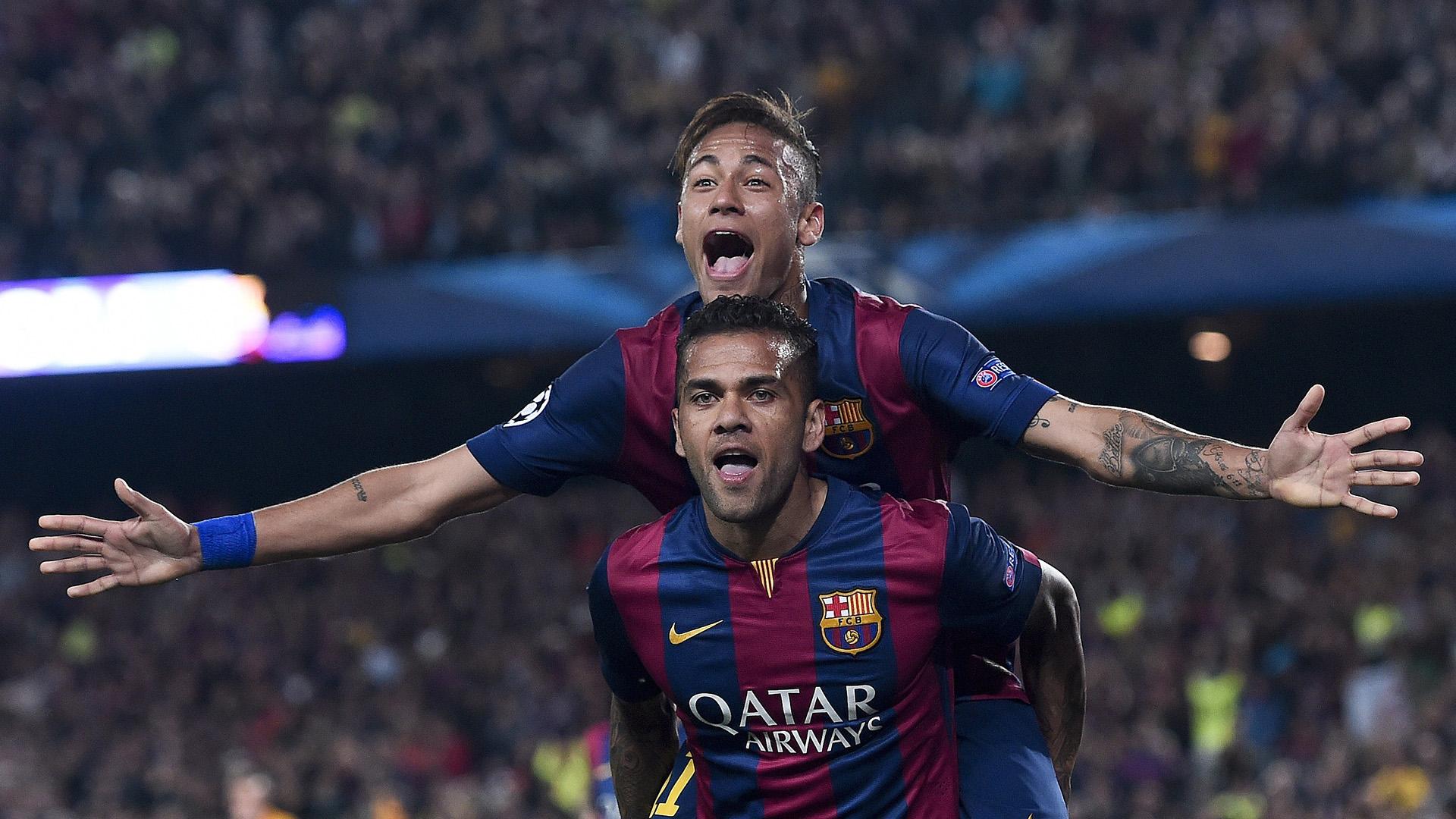 Daniel Alves Photos Photos - FC Barcelona v Granada CF ...  Dani Alves Barcelona