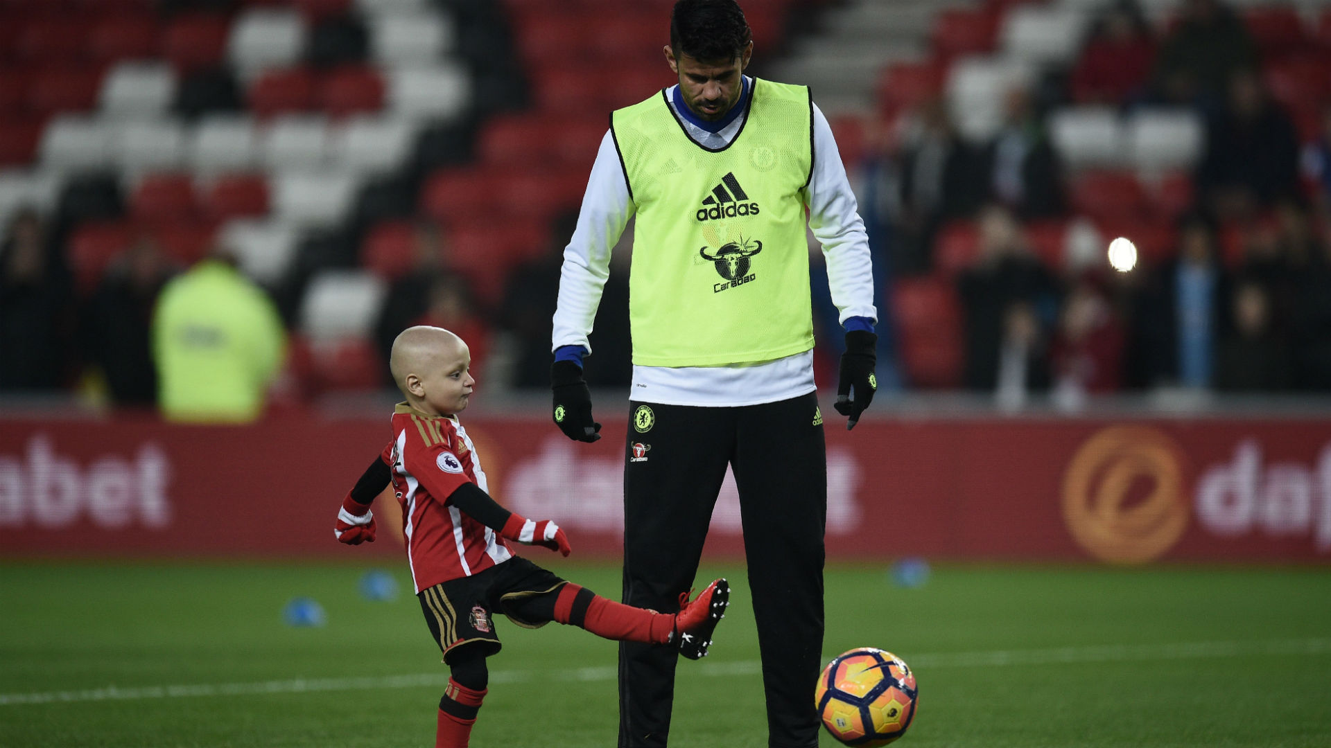 Goal scored by terminally-ill 5yo sparks 'Goal of the Month' campaign