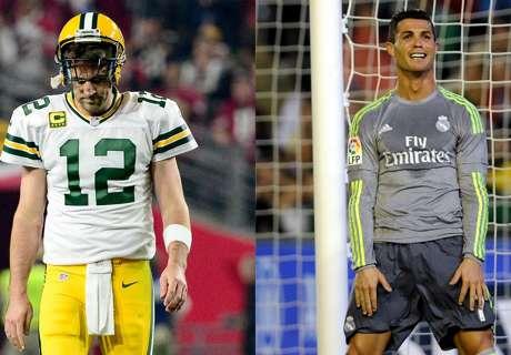 ¿Qué franquicia NFL serían los equipos de fútbol?