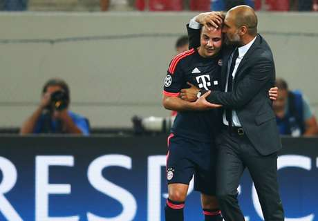 Guardiola: I want what's best for Gotze