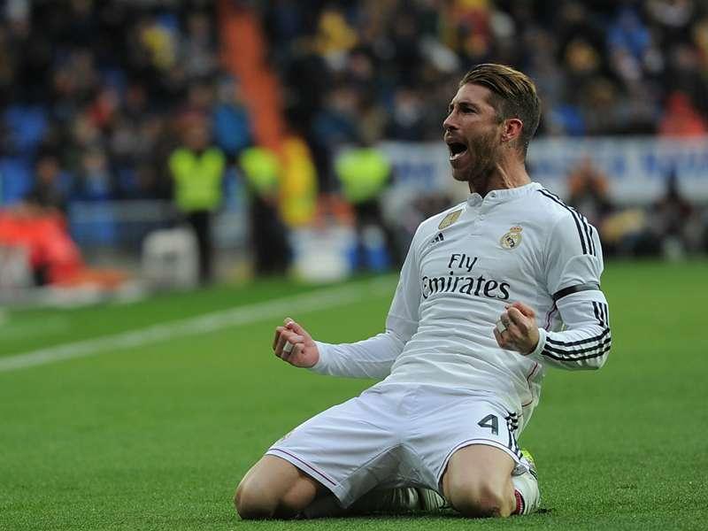 Sergio Ramos frustra United e renova com o Real Madrid