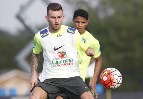 'Santos move led to Brazil call up'
