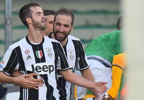 Pjanic stunner rescues Juventus