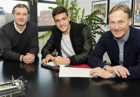 Merino happy with life at Dortmund