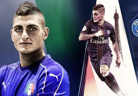Verratti: I love the Paris fans