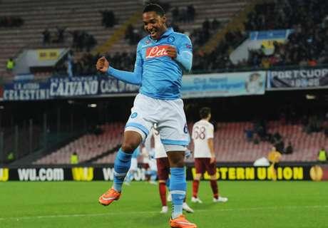UEL: Nápoles 1-0 Trabzonspor