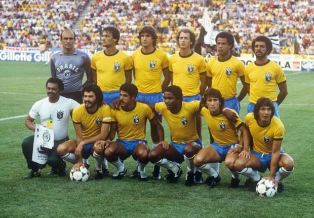 Remembering 1982 And Brazils First Ever Game In Natal