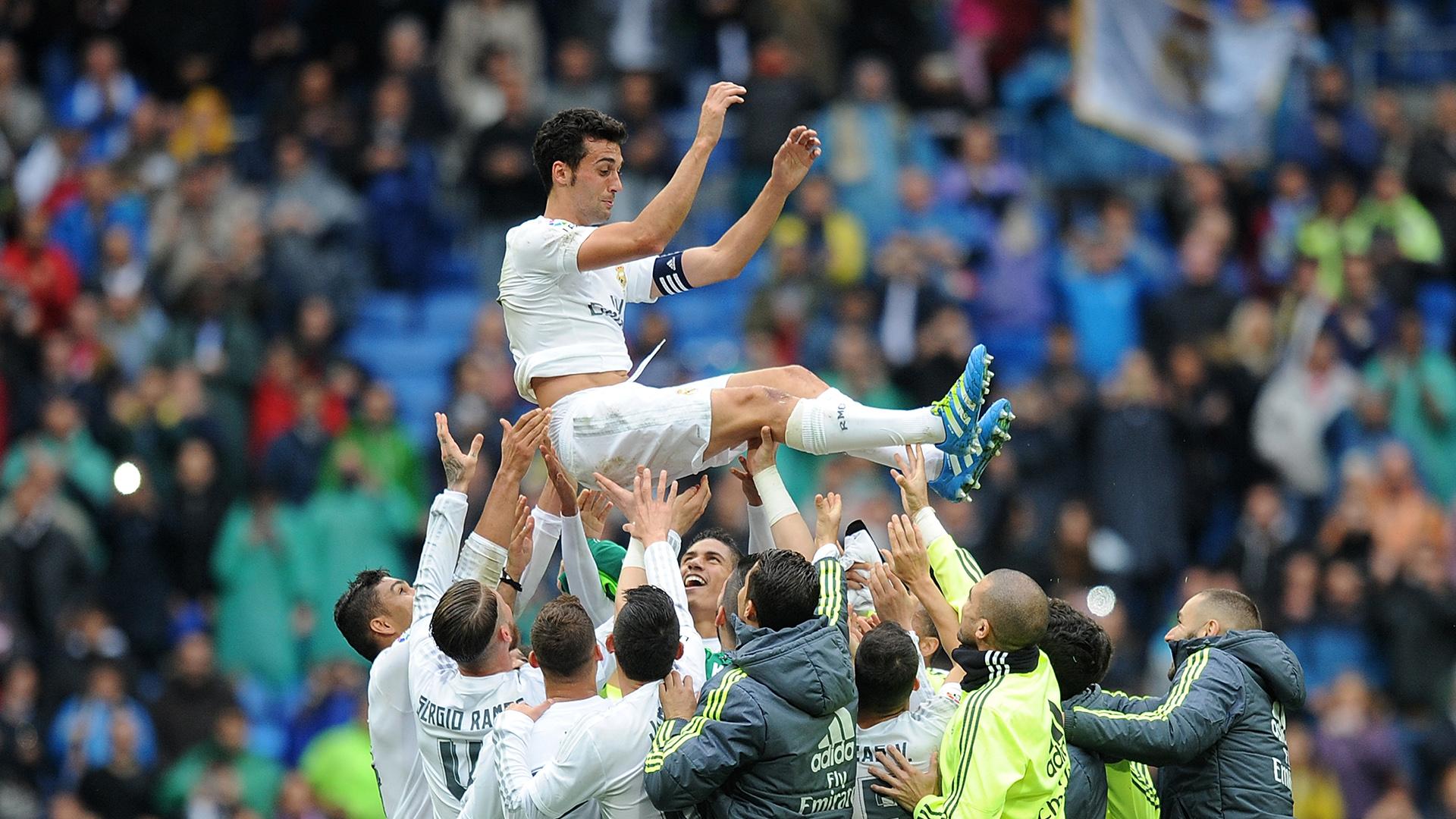 Alvario Arbeloa | Real Madrid
