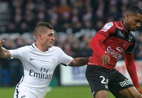 PSG slip up in Ligue 1 title race