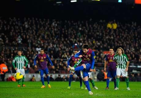 En vivo: Betis - Barcelona