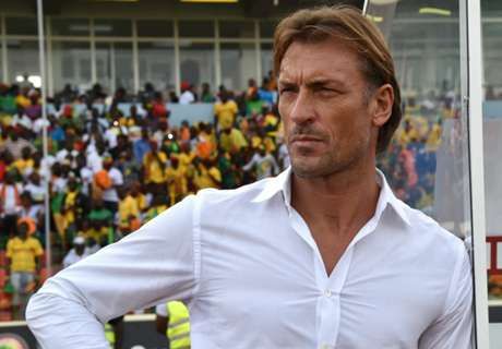 The rise and rise of Herve Renard