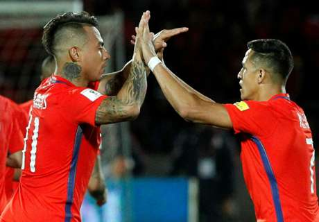 Alexis double decisive as Chile fight back