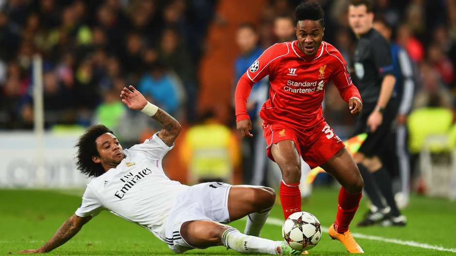 Marcelo in The Real World Marcelo Raheem Sterling Real