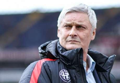 Veh sacked by struggling Frankfurt
