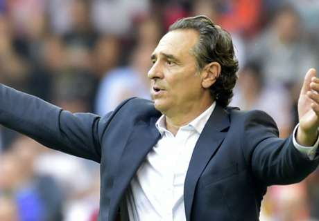 Prandelli unveiled as Al Nasr's new coach