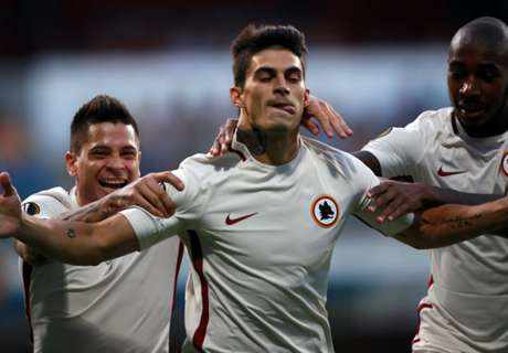 Roma stutter once more in Europe