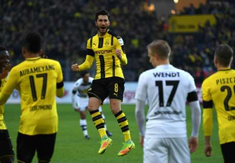 Injured Sahin out for two weeks
