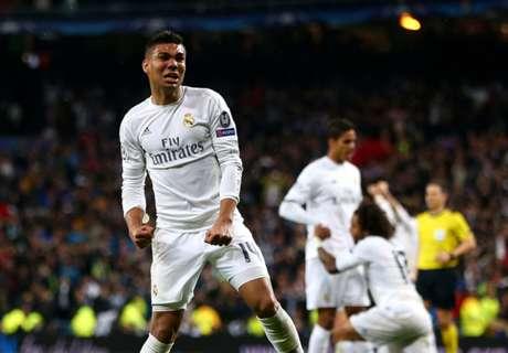 Real Madrid, Casemiro se blesse