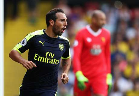 Cazorla: No updates on Arsenal deal