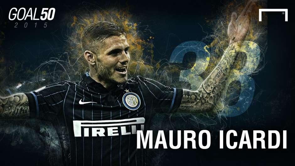 38 Mauro Icardi G50