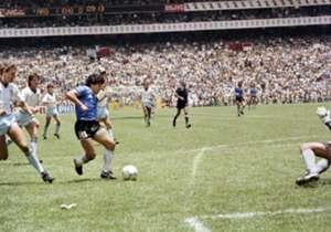 """Un 22 de junio y con un Diego Armando Maradona imparable, la Selección albiceleste conseguía su segunda Copa del Mundo y nacía """"la Mano de Dios""""."""