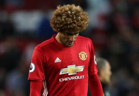 Man Utd fans demand Fellaini exit!