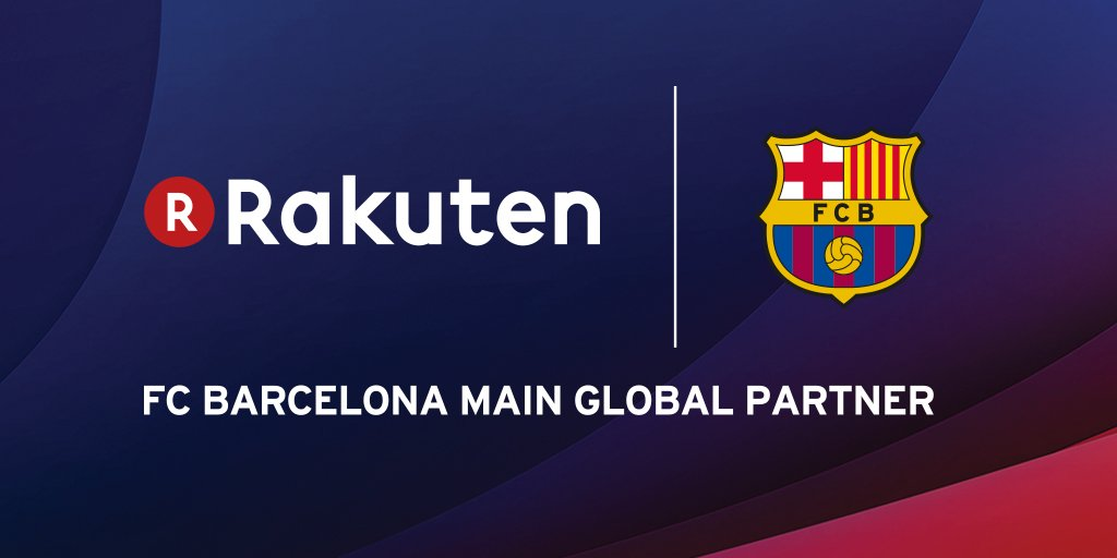 FC Barcelona sign record shirt sponsorship deal with Japanese retail giant Rakuten
