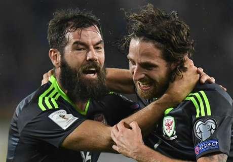 Arnautovic nets twice in Wales draw