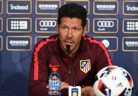 Simeone: We've moved on from CL defeat
