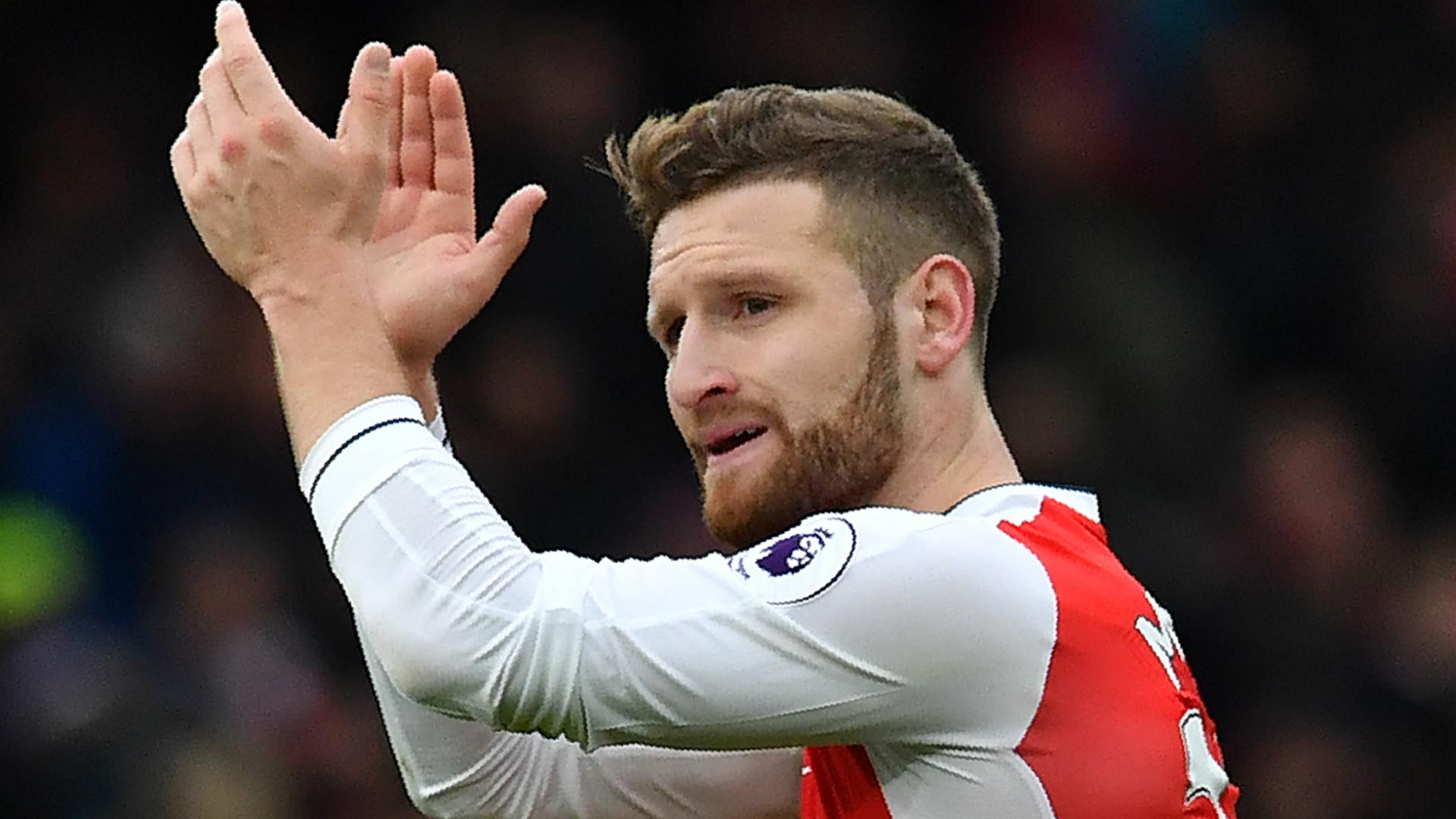 Premier League Shkodran Mustafi praises Arsenal belief